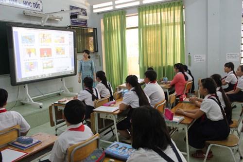 Khuyến khích thiết kế lại tiết học trong SGK thành các chủ đề dạy học