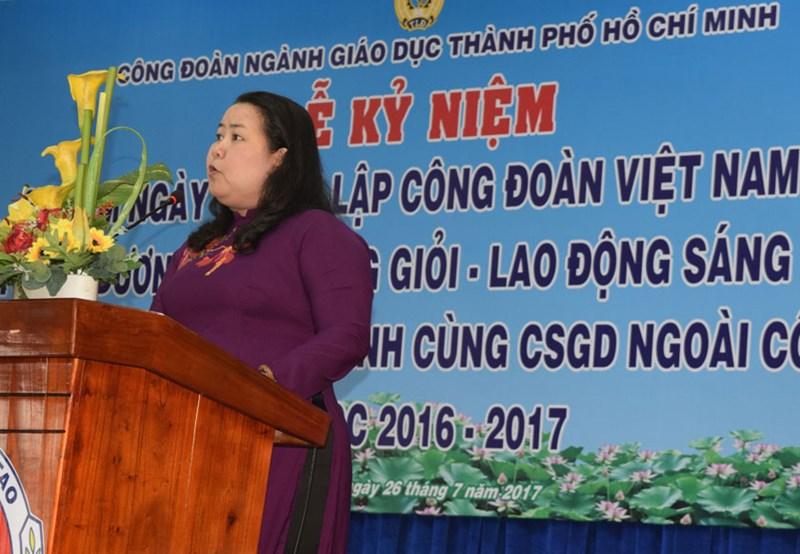 Lễ kỷ niệm 88 năm ngày thành lập Công đoàn Việt Nam